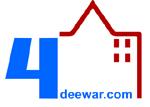 Logo for 4deewar'