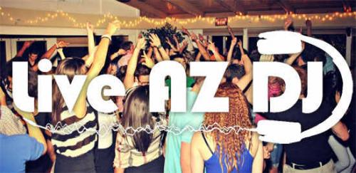 Live AZ DJ'
