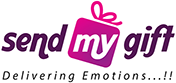Company Logo For Send My Gift'