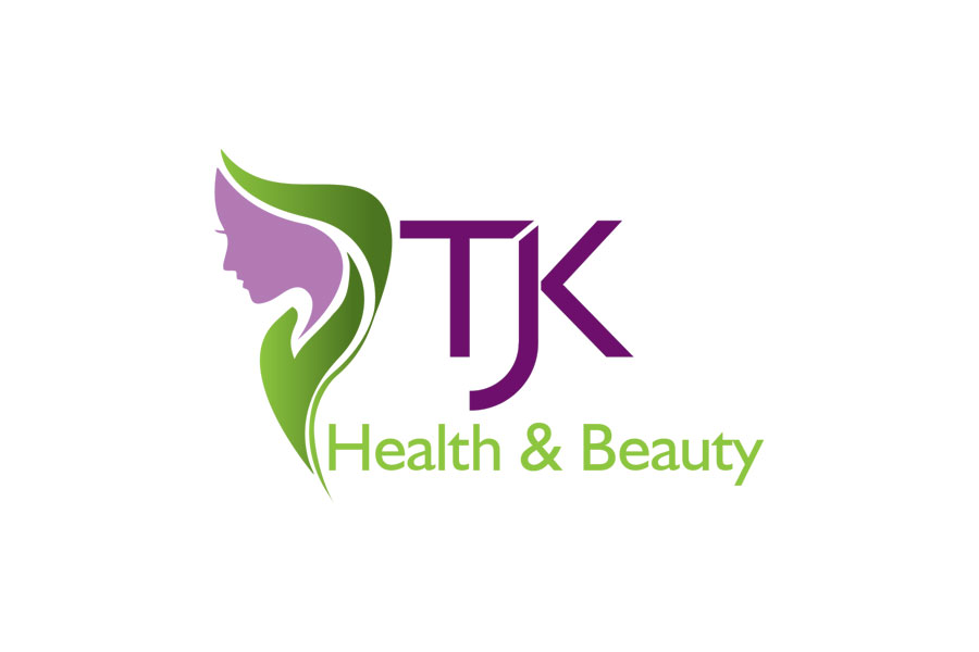 TJK Health & Beauty Logo