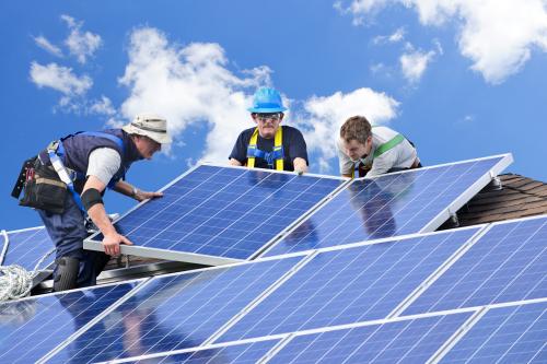Free Solar Panels'