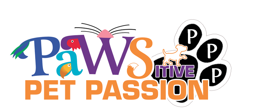 PawsitivePetPassion.com Logo