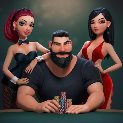 Blitz Poker'