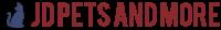 JDPetsAndMore.com Logo