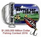 Company Logo For The Original Bottle Cap Lure Company'