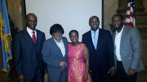 George Onuorah-Media Director, Hon. Councilwoman Jannie L. B'