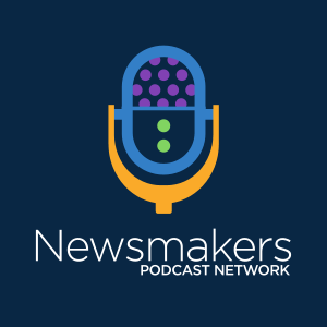 Company Logo For Newsmakers Podcast Network'