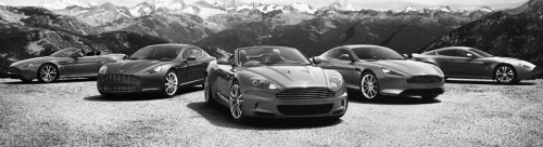 Aston Martin Car Hire'