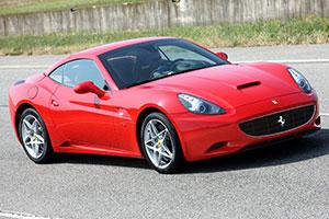 Ferrari Hire'
