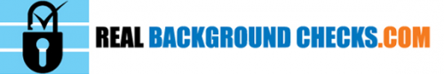 Logo for Real Background Checks'