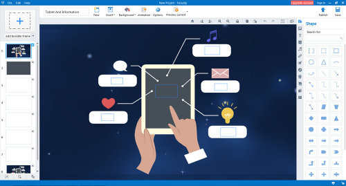 Focusky Presentation Software'
