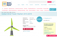 Global Wind Tower Market 2015-2019