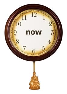 Now Clock'
