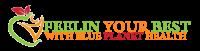 FeelinYourBestWithBluePlanetEarth.com Logo