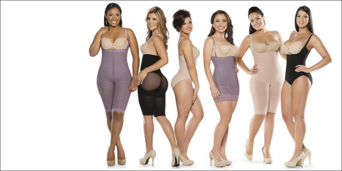 Beautiful women come in all shapes and sizes'