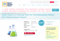 United States Ion Exchange Resin for Chromatography Industry