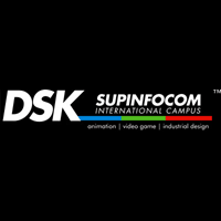 Logo for DSK Supinfocom'