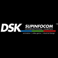 DSK Supinfocom Logo