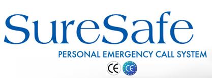 Company Logo For SureSafe Alarms'