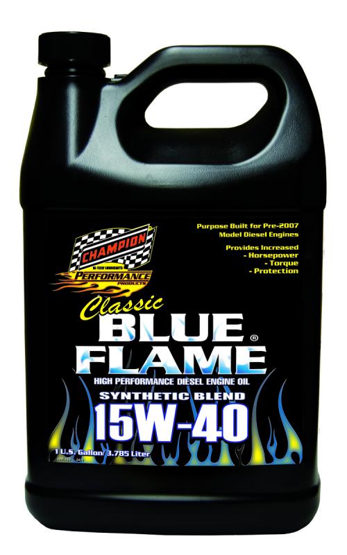 "Champion ""Classic"" Blue Flame'"