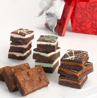 12 Pack Brownie Variety Gift'