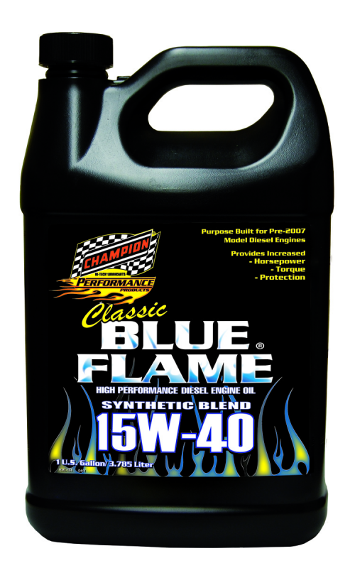 "Champion ""Classic"" Blue Flame'"