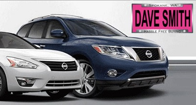Company Logo For Dave Smith Nissan'