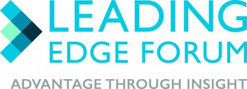 Company Logo For Leading Edge Forum'