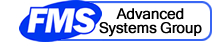 Logo for FMS, Inc.'