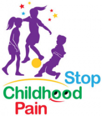 Stop Childhood Pain Logo