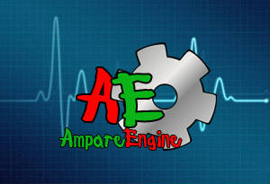 Company Logo For Ampare Engine'