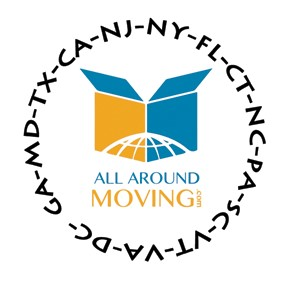 Company Logo For All Around Moving'