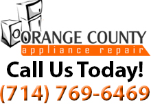 orange county appliance repair'