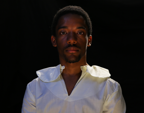 Actor Marlon Samuda'