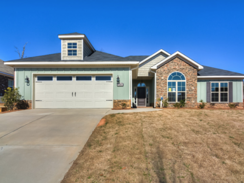 New Homes in Aiken Priced in the $200's'