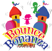 Company Logo For Bounce Bonanza'