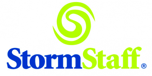 Logo for StormStaff'