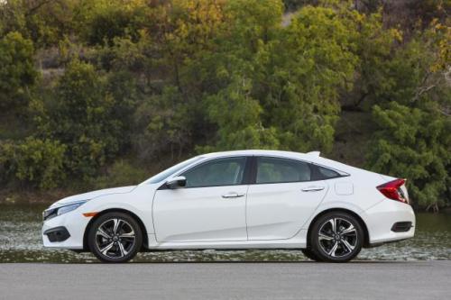 2016 Honda Civic Sedan'
