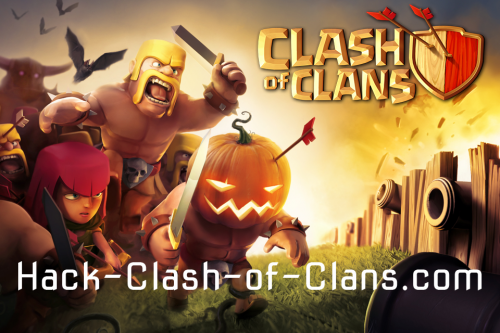 Hack Clash of Clans'