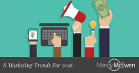 8 Marketing Trends For 2016 You Need to Know