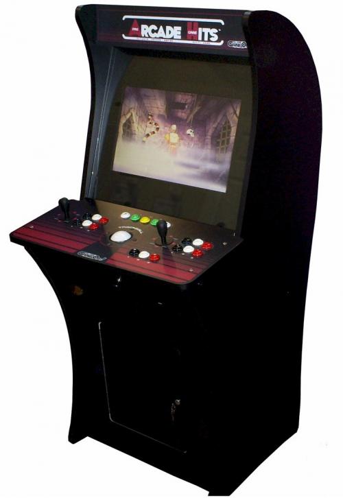 arcade machine'