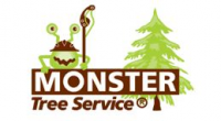 Monster Tree Service Of Peachtree Logo