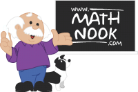 Math Nook Logo