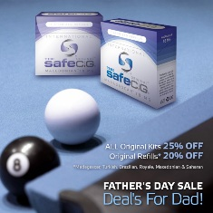 Father's Day Sale of the Safe Cig'