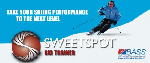 Ski Exercises with the Sweetspot Ski Trainer'