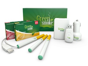 Pro Kit of Green Smoke'
