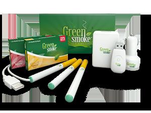 Pro Kit of Green Smoke'