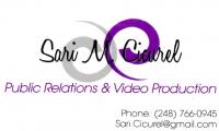 Sari M Productions Logo