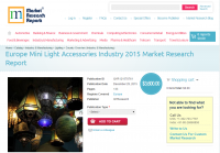 Europe Mini Light Accessories Industry 2015