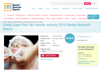 Global Super Fine Talc Powder Industry 2015
